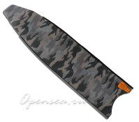 Лопасть LeaderFins Grey Camo (1 шт.)