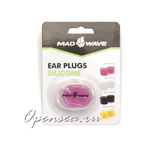 Беруши Mad Wave Ear Plugs