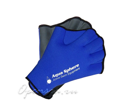 Акваперчатки для плавания Swim Gloves